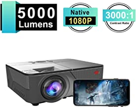 Best led lamp projector 1080p Reviews