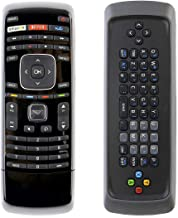 New XRT300 Remote Control with QWERTY Keyboard fit for Vizio LCD LED Smart App TV M420SV M470SV M550SV M470SL M550SL M420SL M470SL M550SL M650VSE M470VSE M550VSE E551VA M320SR M420SR M370SR E3D320VX