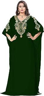 Women's wear Dubai Kaftan Farasha Caftan Long Maxi Dress Abaya Jalabiya