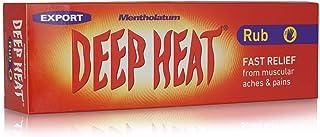 Mentholatum Deep Heat Rub Cream, 100 g
