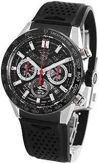 タグ・ホイヤー メンズ腕時計 カレラ ホイヤー02 クロノグラフ CBG2010.FT6143