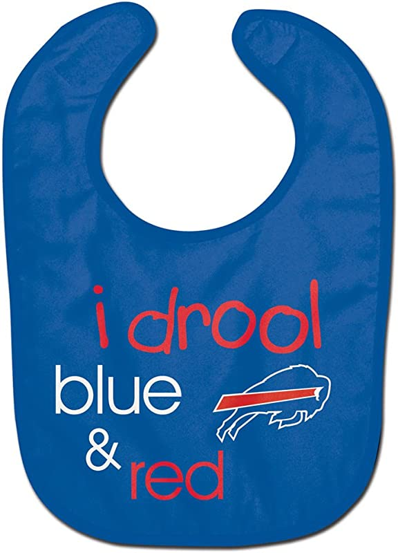Buffalo Bills I Drool Baby Bib