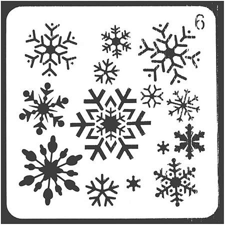 Pin Auf Schneeflocken Basteln
