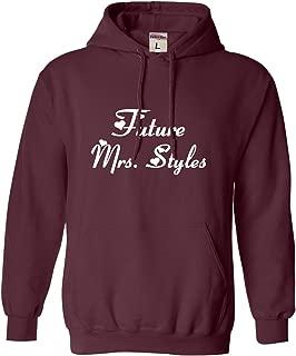Adult Future Mrs. Styles Sweatshirt Hoodie