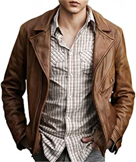 New York Ethan Wate Beautiful Creatures Leather Jacket