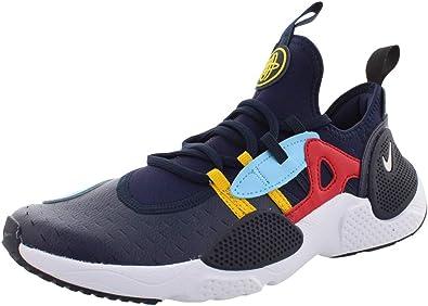 Amazon.com   Nike Huarache E.D.G.E. Bg Big Kids Shoes Obsidian ...