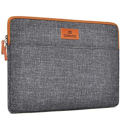 DOMISO 14 Zoll Wasserdicht Laptop Sleeve Hülle Notebook Hülle Schutzhülle Tasche für 14