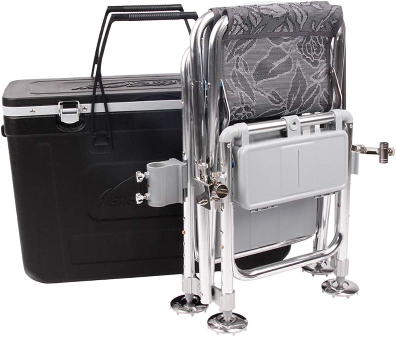 Angelstuhl Klapp Angeln Sitze Stühle Angelgert Multifunktions Tragbare Tisch Angeln Hocker Getriebe Angelzubehr