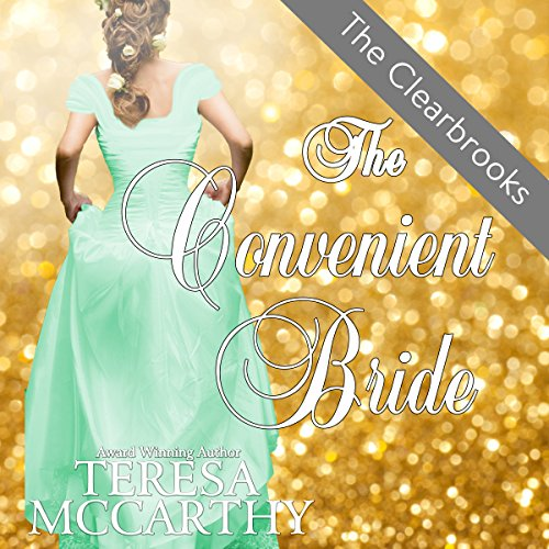 The Convenient Bride audiobook cover art