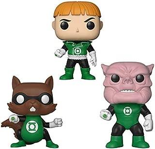 Funko Pop! Heroes Ch'p, Guy Gardner, & Kilowog 3-Pack Green Lantern Exclusive DC Legion of Collectors