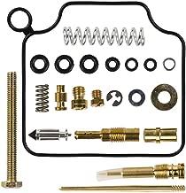 KingFurt Carburetor Carb Rebuild Repair Kit 1998-2003 for Honda Foreman 450 4x4 TRX 450 ES