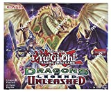 Best Yugioh Booster Boxes - Yugioh Dragons of Legend Unleashed Hobby Box Review