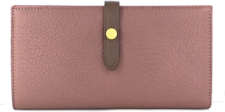 ZQDMBH Wallet Cheap bargain Women Long Wallets Attention brand B Ladies Luxury Genuine Leather