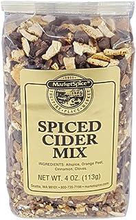 Mulling Spice, Market Spice Spiced Cider Mix For Hot Apple Cider Or Hot Wine, Allspice, Orange Peel, Cinnamon And Cloves, ...