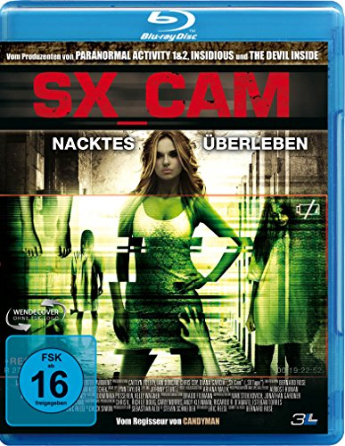 Sx Cam [Blu-ray]