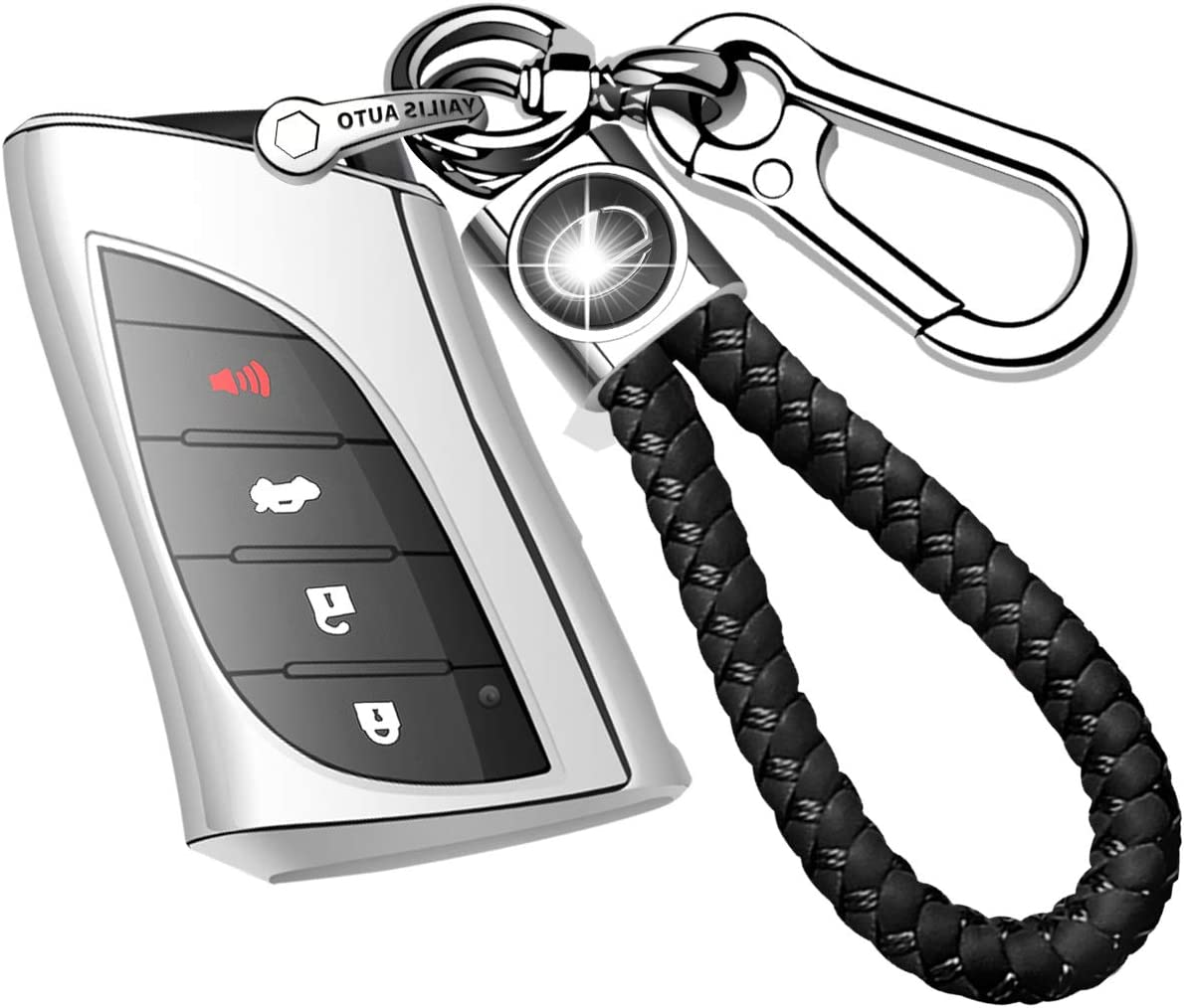 2021 autumn and winter new Autophone for Lexus Key fob Cover with 360 Deg Soft Denver Mall Keychain TPU