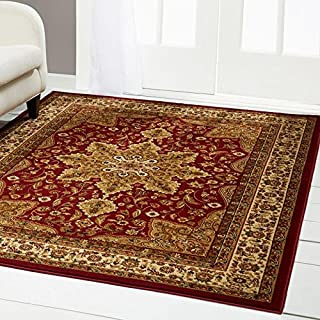 Home Dynamix 8083-200 Royalty Ursa Traditional Area Rug 5'2