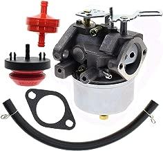 MOTOALL Adjustable Carburetor for Tecumseh 631793 640349 640052 632536 640105 OHSK110 OHSK120 OHSK125 Toro 38035 38052 38054 38052C 38035C 38056C Snow Blower Thrower John Deere 26D 832 520 824XL 826D