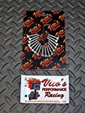 Vito's Performance Stainless Bolt Kit Yamaha Blaster: Clutch And Stator Cover