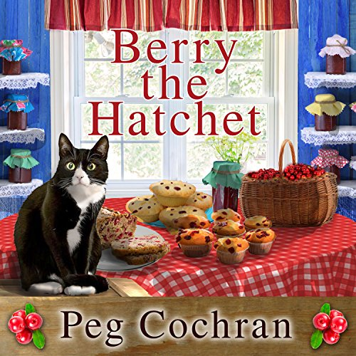 Berry the Hatchet audiobook cover art