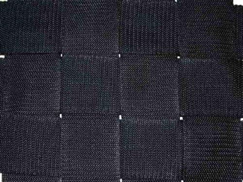 Relax-Schaukel – DreamlinerPlus XL (extra lang & breit) / Maße: 190 x 76 x 80 cm / Gewicht: 13 kg / Farbe: schwarz - 2