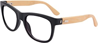 bd2508f93c SHINU 1.56 Luz Azul Anti Gafas de Lectura de las Mujeres de Vidrios de  Lectura Madera