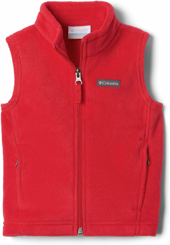 Columbia Boys' Steens Jacksonville Mall SEAL limited product Vest Fleece Mountain