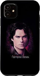 iPhone 11 The Vampire Diaries Vampire Diaries Damon Compelling Case