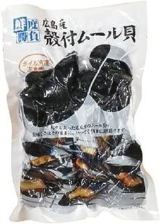 【冷凍】 ノースイ 広島産 殻付 ムール貝 500g