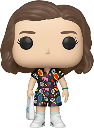 Funko- Pop Vinilo: Stranger Things: Eleven in Mall Outfit Figura Coleccionable, (38536)