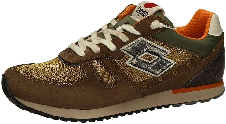 shoes nn676 Lotto men brown