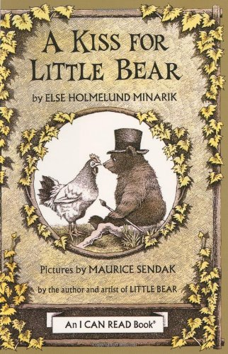 A Kiss for Little Bear (I Can Read Book 1)の詳細を見る