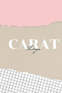 Carat Things Notebook/Journal (Seventeen) - BLANK