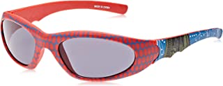 TFL 72146-Red Wrap Boy's Sunglasses, Red