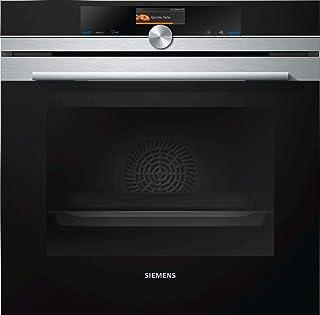 Siemens iQ700 HB676G5S6 - Horno (Medio, Horno eléctrico, 71 L, 71 L, 30-300 °C, Pirolítico)