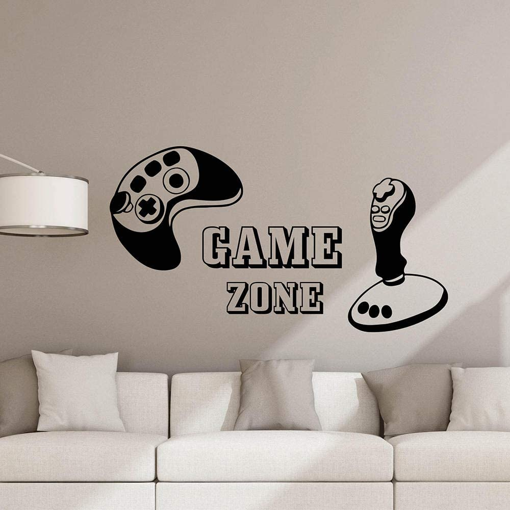 3D Game Vinyl Kitchen Wall Room Children Decor Sticker Daily famous bargain sale Wallpaper