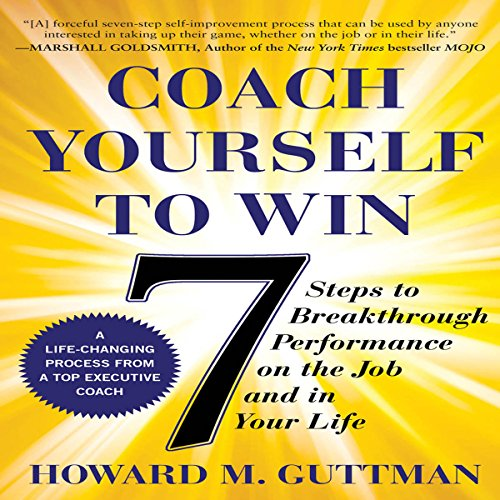 Coach Yourself to Win audiobook cover art