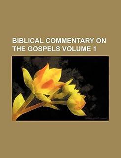 Biblical Commentary on the Gospels Volume 1