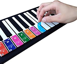 The ONE Smart Piano Keyboard is very helpful for children le
