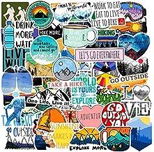 EXPLORE MOUNTAINS Vinyl Decal  \u2022  Bumper Sticker  \u2022   Laptop Sticker  \u2022  Explore Sign Decal  \u2022  Jeep Decal  \u2022  Car Decal  \u2022  Camper Decal