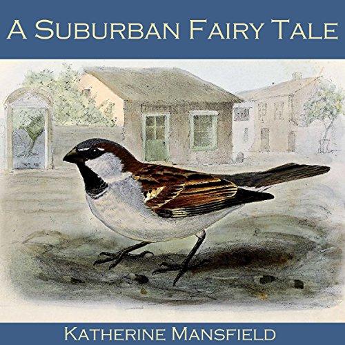 A Suburban Fairy Tale audiobook cover art