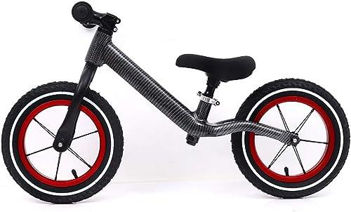 Envío rápido y el mejor servicio WHTBOX Bicicleta de Equilibrio para para para Niños Bicicletas Sin Pedales para,Walking,CóModo,Bicicleta para Niños Y Niños De 2 a 5 años,negro  bajo precio