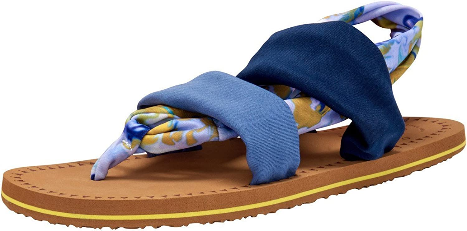 Animal Drucilla Flip-Flop - Snorkel bluee UK 5