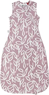 TOMMEE TIPPEE Baby Sleep Bag, The Original Grobag, Soft Bamboo-Rich Fabric, 18-36m, 0.2 Tog, Botanical