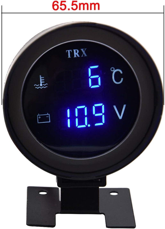 Accesorios para vehículos y barcos RU envío Ronda 2 en 1 LCD ...