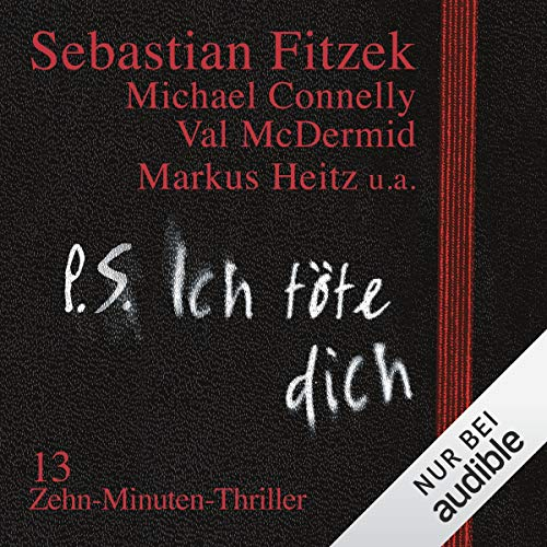 P. S. Ich töte dich audiobook cover art