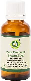 Essential Pur Patchouli Essentielle Huile 10ml  0 338oz  Pogostemon cablin  100  Pur naturelle Distillee vapeur  Pure Patchouli Essential Oil