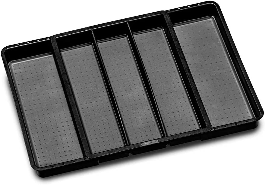 madesmart Expandable Utensil Tray 5 Drawer Financial sales sale Compartments Any Fit Max 42% OFF