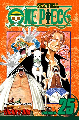 One Piece, Vol. 25: The 100 Million Berry Man (One Piece Graphic Novel) (English Edition)