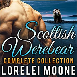 Scottish Werebear: The Complete Collection audiobook cover art